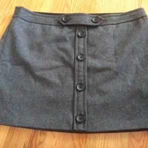 Gap skirt 75% Wool